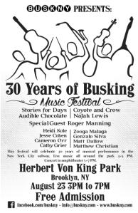 buskingat30subwaymusicfestival